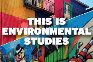 Thinking about Grad School? Explore Environmental Studies! Join us for an online Info Session! @ Online