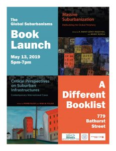 The Global Suburbanisms Book Launch @ A Different Booklist